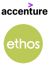 Ethos and Accenture Logos