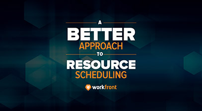 A better approach to resource scheduling