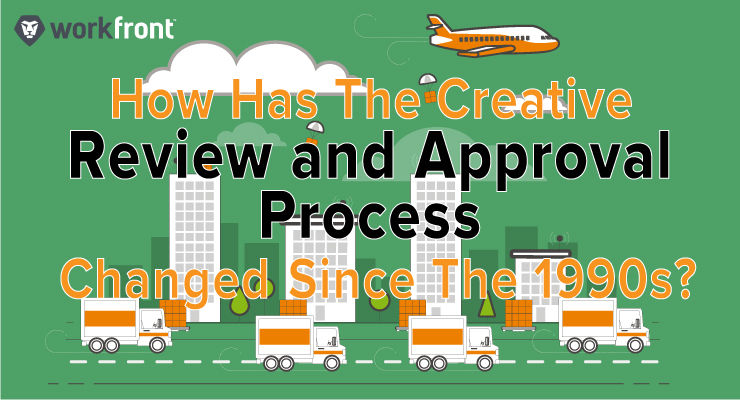 How The Creative Review and Approval Process Has Changed
