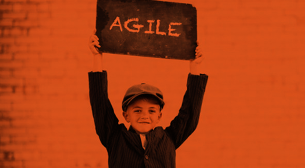 early history of agile marketing