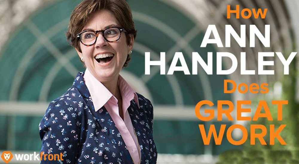 masterful marketers: ann handley