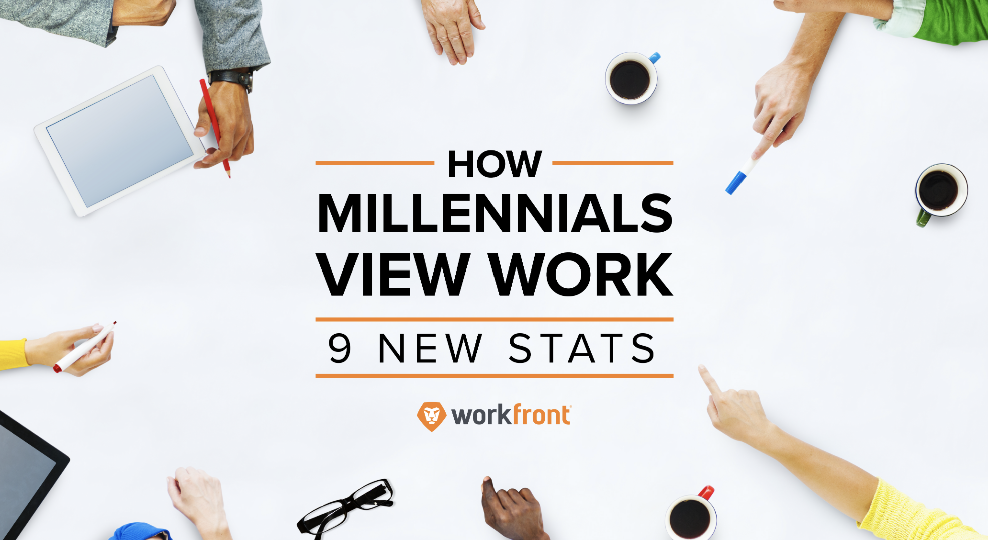 how millennials view work