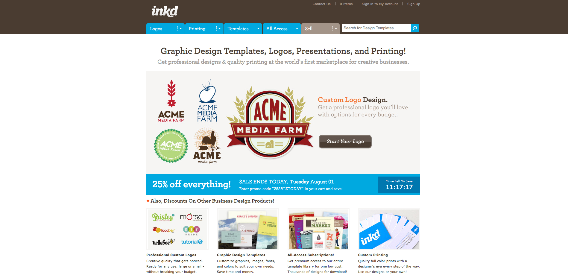 inkd buy and sell custom graphic design templates