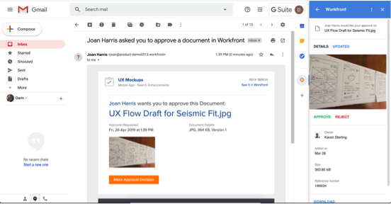 Workfront Partners with Google Cloud to bring Modern Work