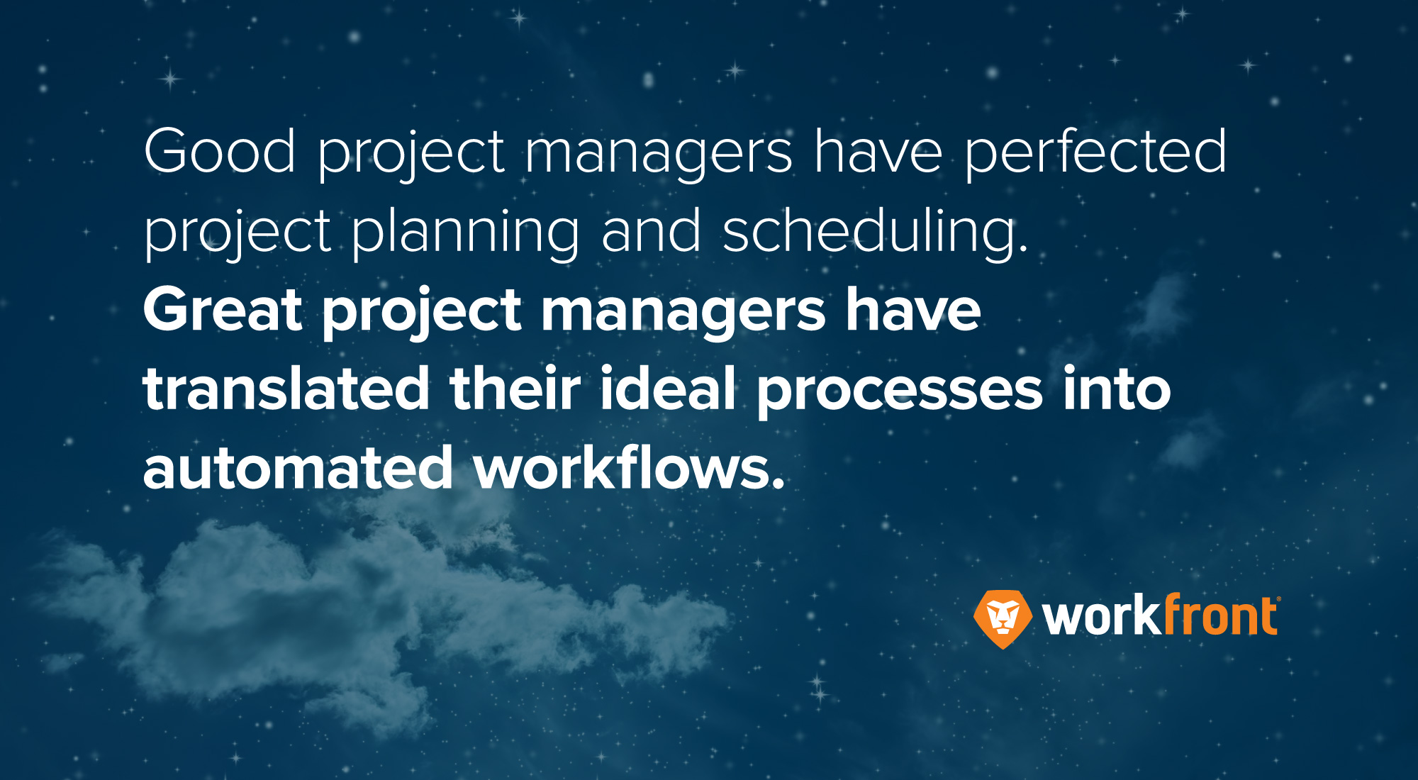 workflows project management