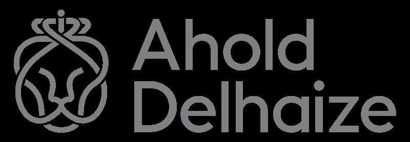 Ahold Delhaize Grey Logo
