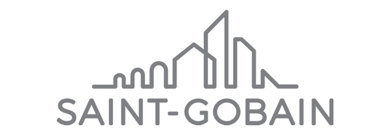 Saint-Gobain Grey Logo