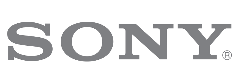 Sony Grey Logo