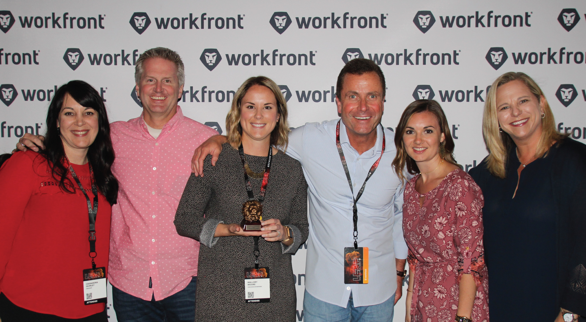 lion awards Workfront