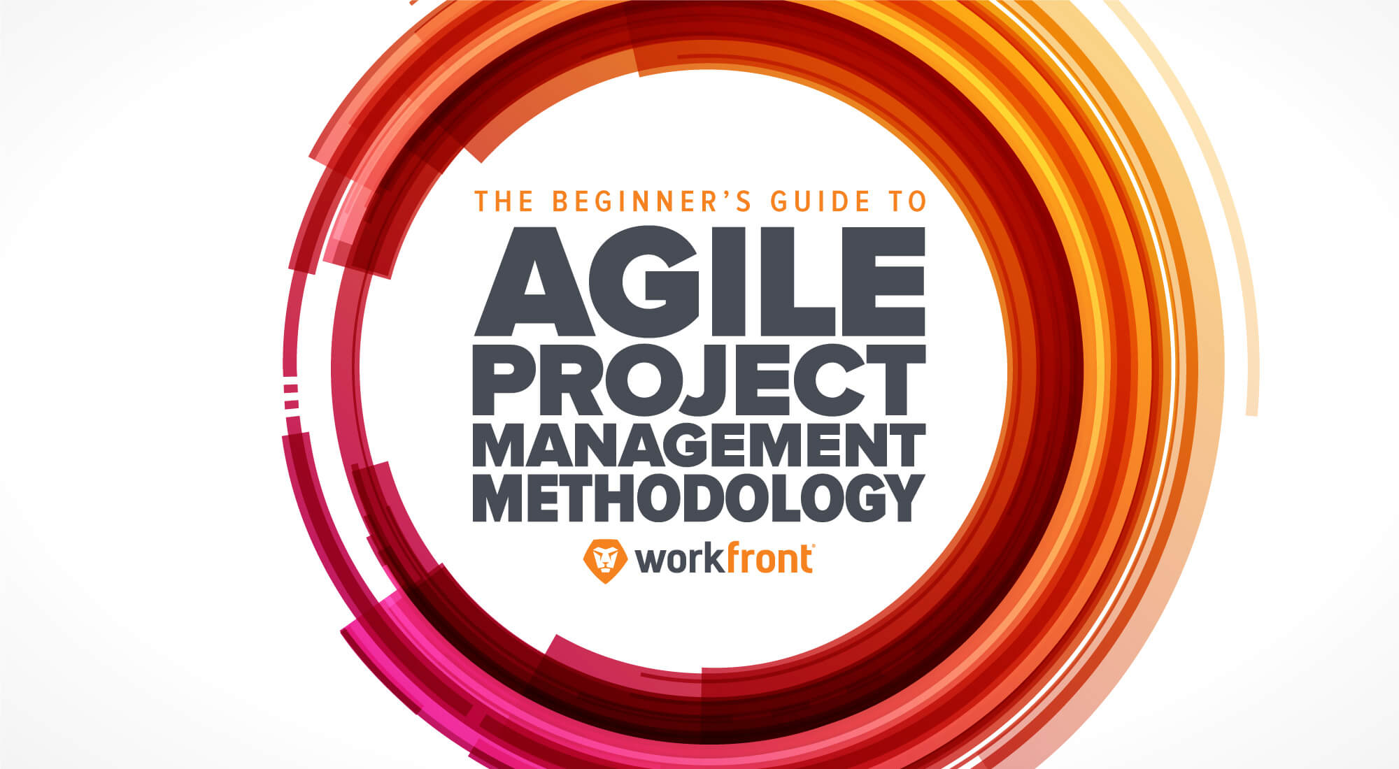 Agile Project Planning Steps the beginners' guide to agile project management methodology