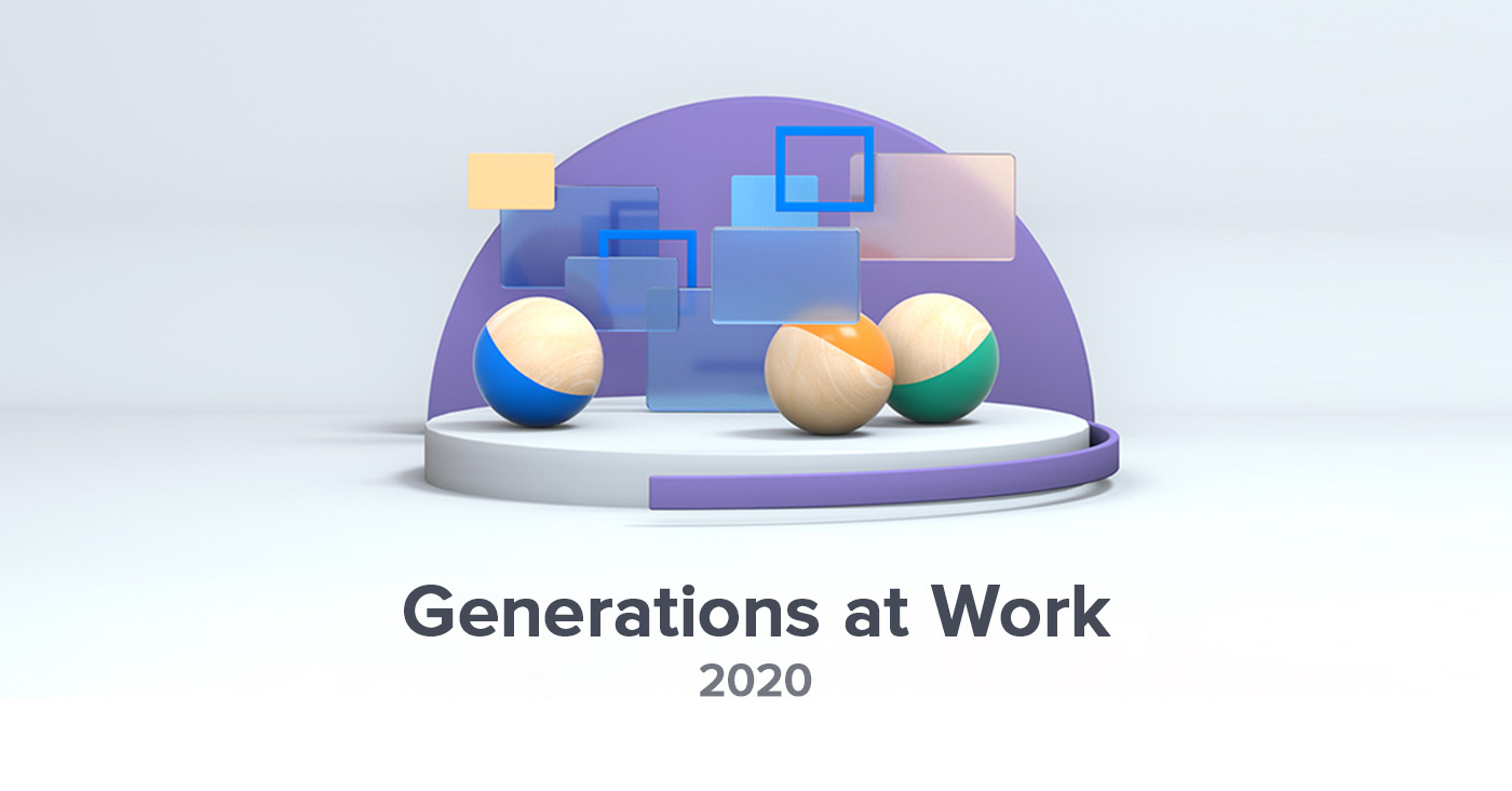 Generations at Work Study 2020