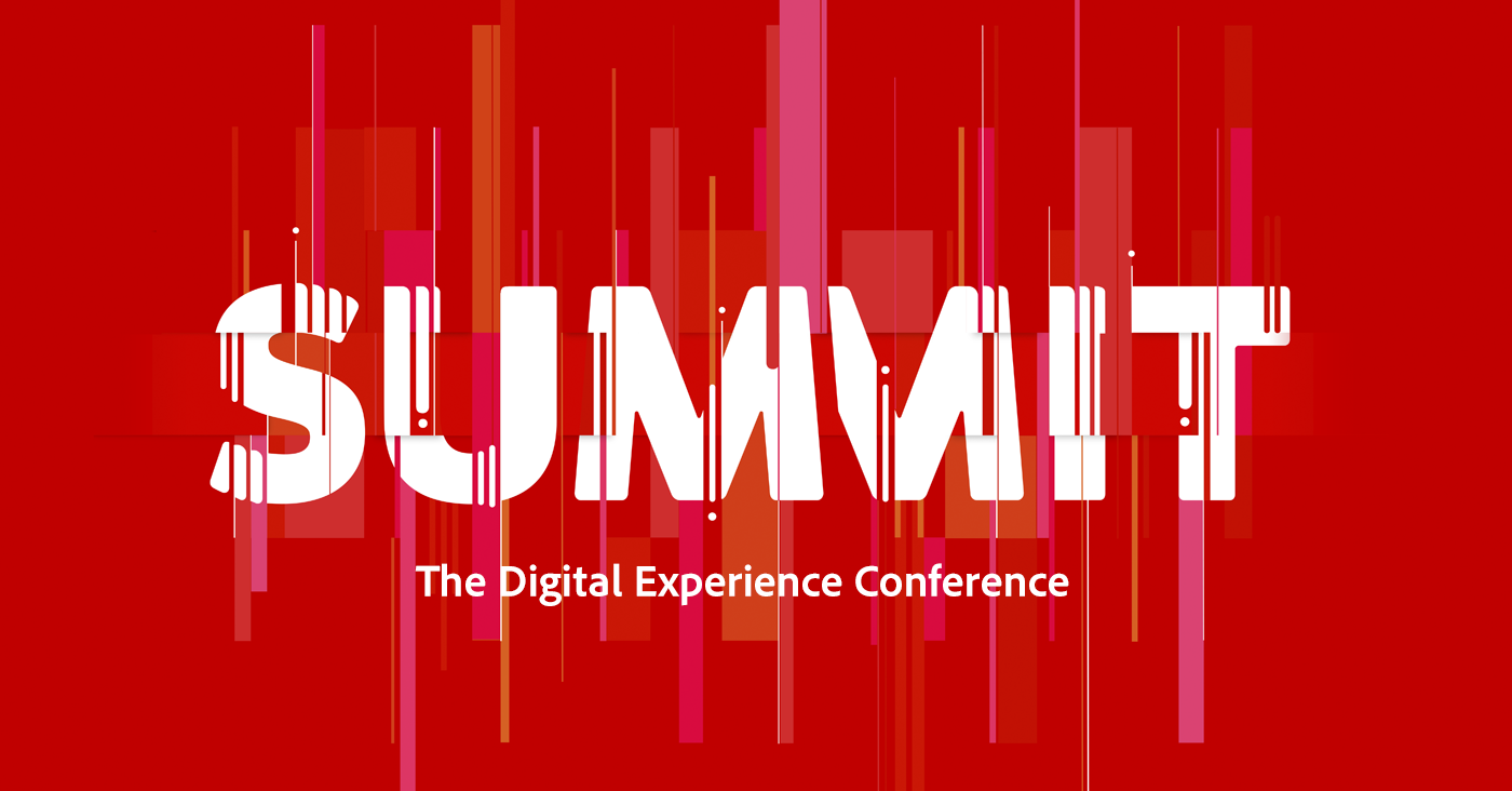 Summit: The Digital Experience Conference