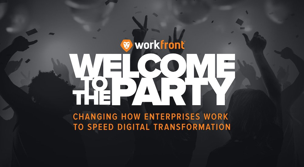 Welcome to the Party: Changing How Enterprises Work to Speed Digital Transformation