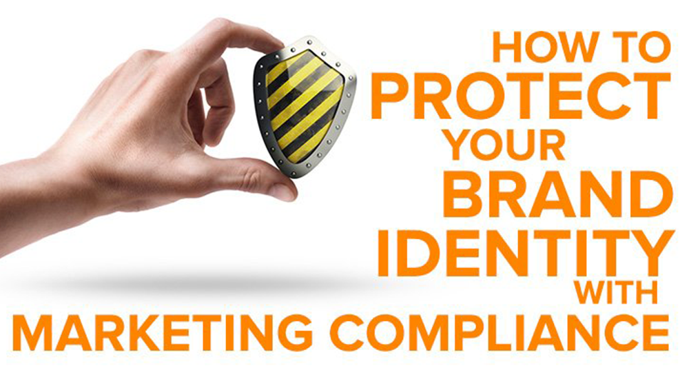 protect brand identity with marketing compliance