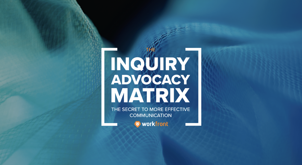 inquiry-advocacy matrix