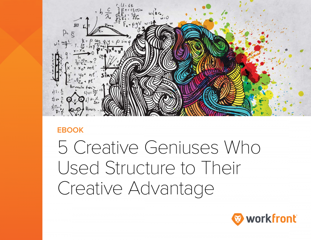 How 5 Creative Geniuses Used Structure to Be More Creative