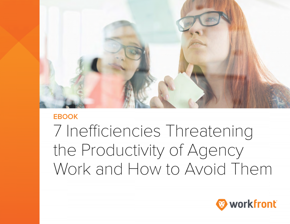 7 Inefficiencies Threatening the Productivity of Agency Work and How to Avoid Them