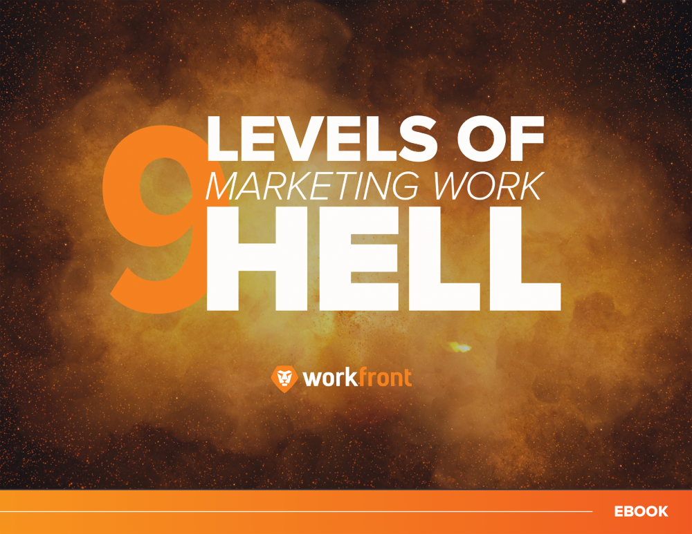 9 Levels of Marketing Work Hell
