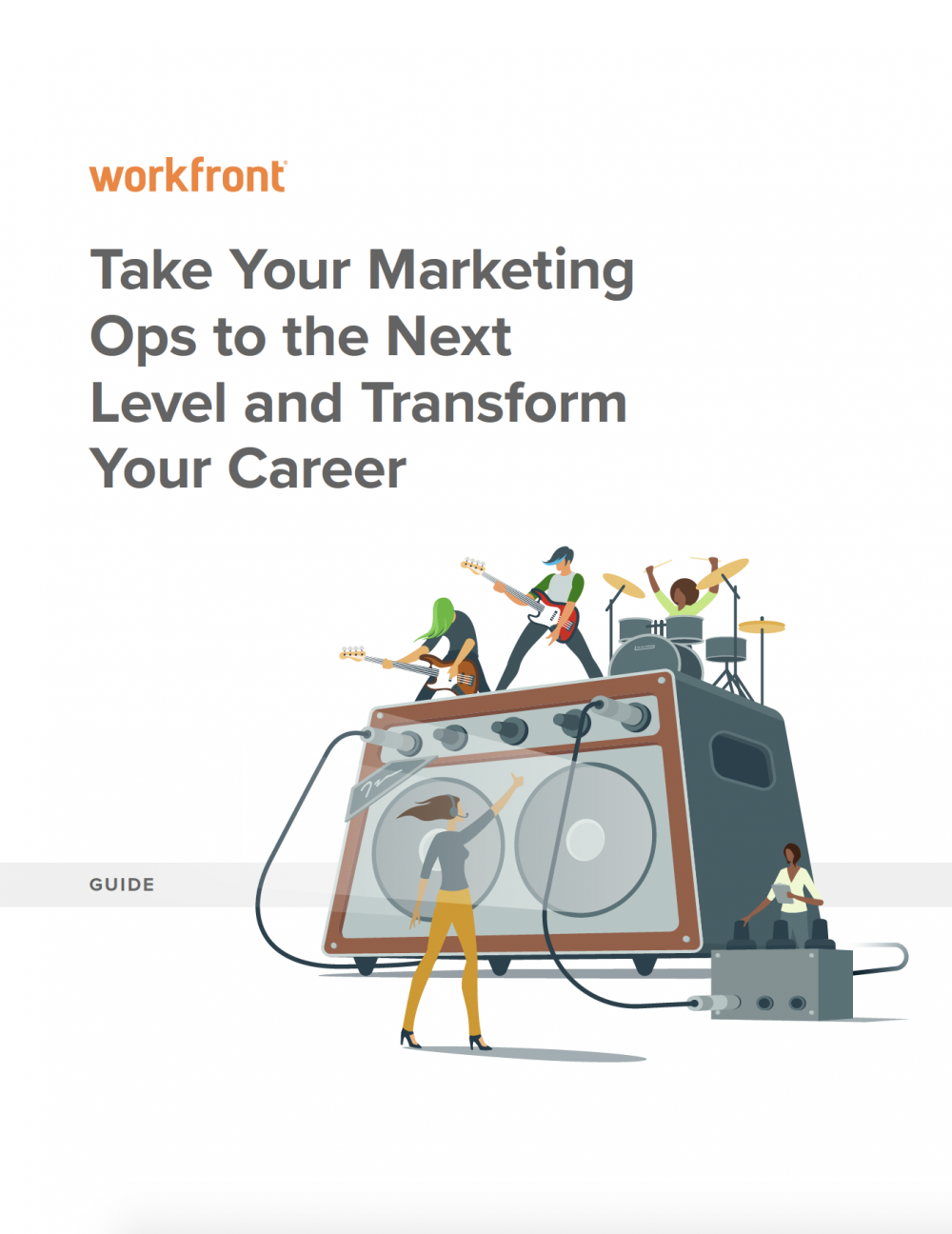 Take Your Marketing Ops to the Next Level and Transform Your Career