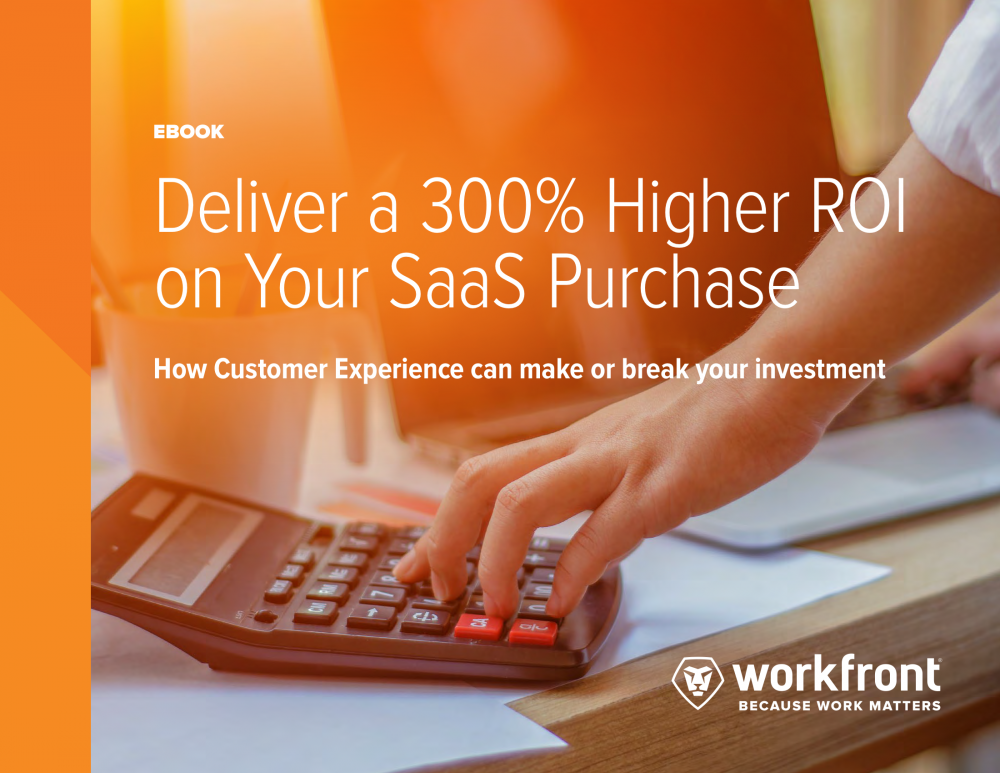 Deliver a 300% Higher ROI on Your SaaS Purchase