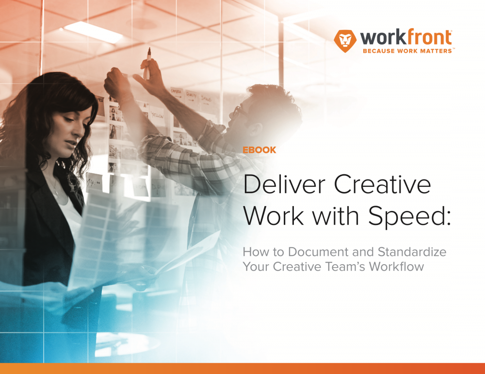 Deliver Creative Work With Speed