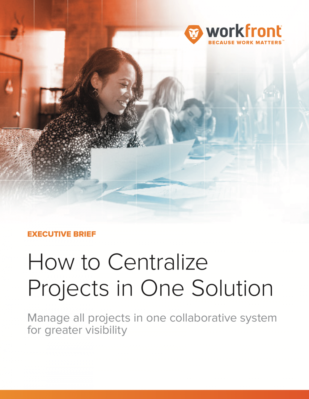 How to Centralize Projects in One Solution