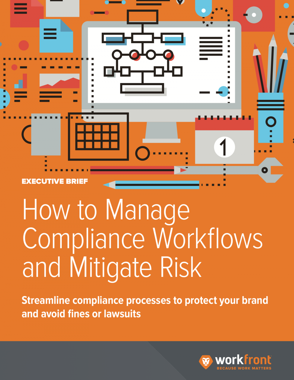 How to Manage Compliance Workflows and Mitigate Risk