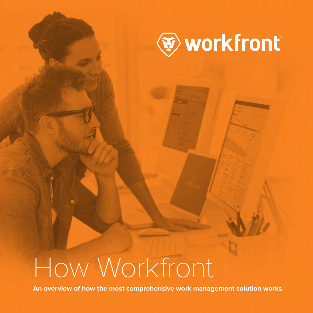 How Workfront