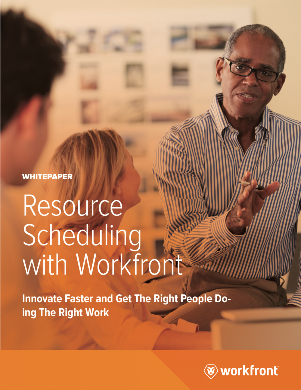 Resource Scheduling with Workfront