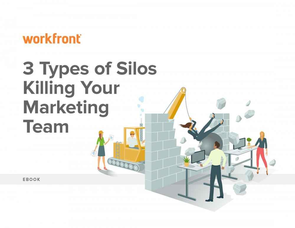 Three Types of Silos Killing Your Marketing Team