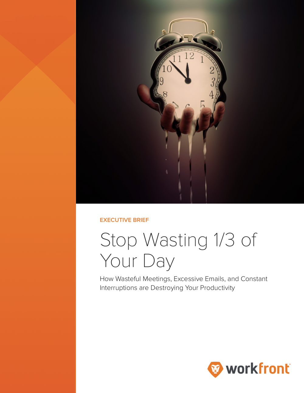 Stop Wasting 1/3 of Your Day