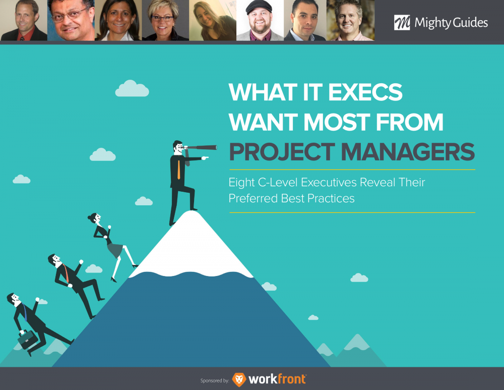 What IT Execs Want Most from Project Managers