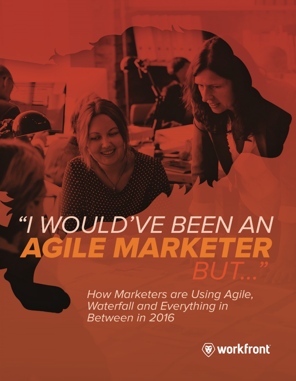What's Keeping Marketers From Going Agile?
