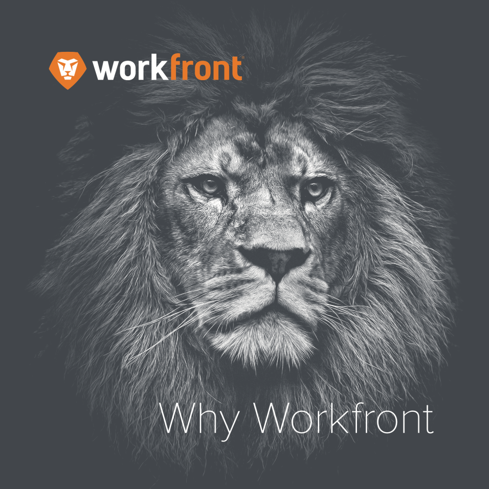 Why Workfront for Marketing Teams