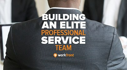 Building an elite professional services team