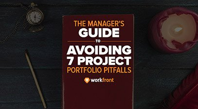 The Managers Guide To Avoiding 7 Project Portfolio Pitfalls