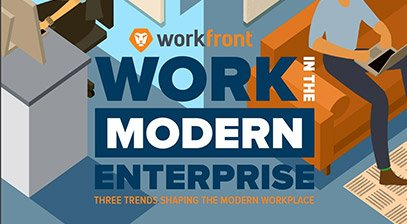 Work in the Modern Enterprise Report