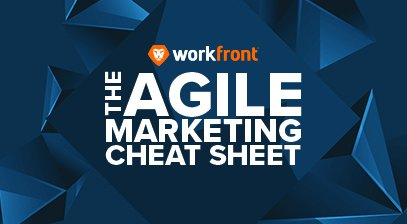 Agile marketing cheat sheet