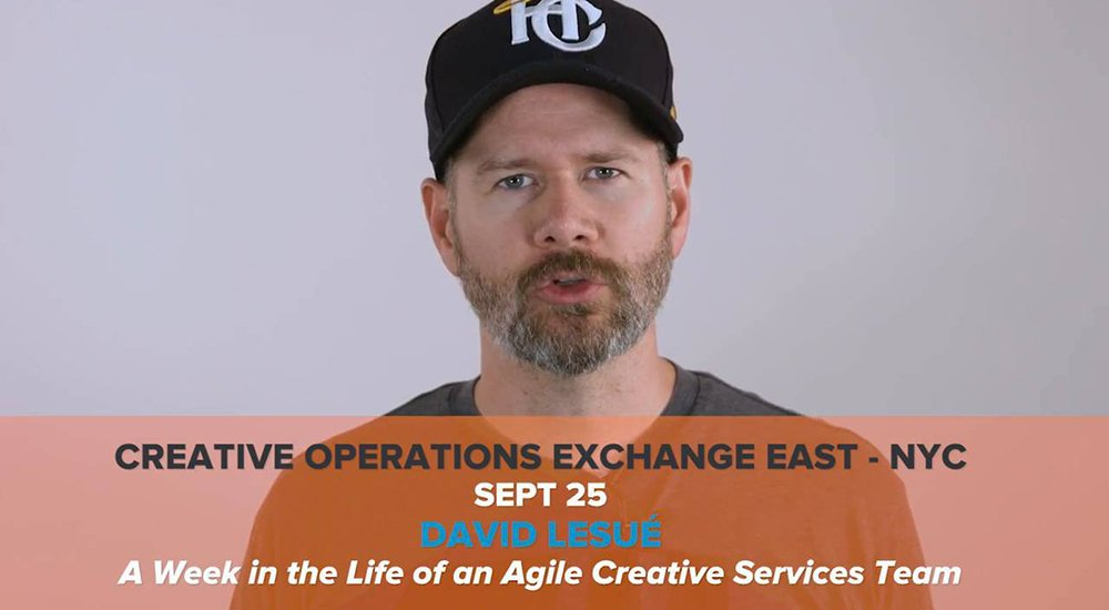Join Us At Creative Operations Exchange New York