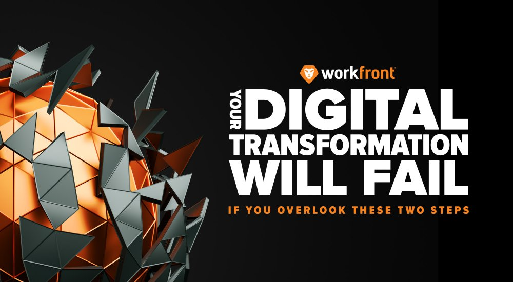 digital transformation fail