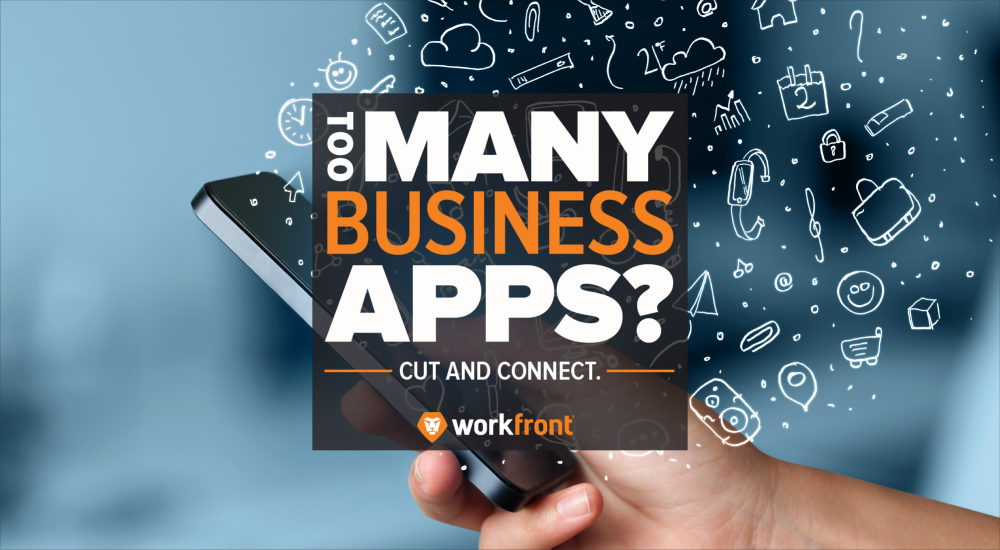 too many business apps