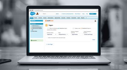 Workfront for Salesforce Image