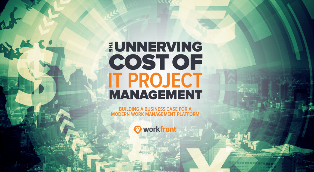 The Unnerving Cost of IT Project Management