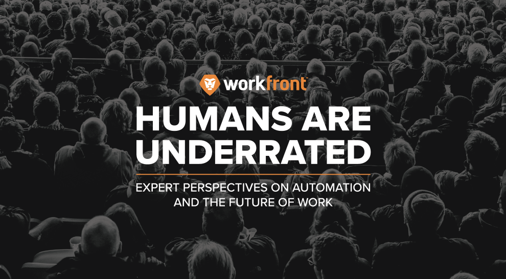 humans are underrated future of work