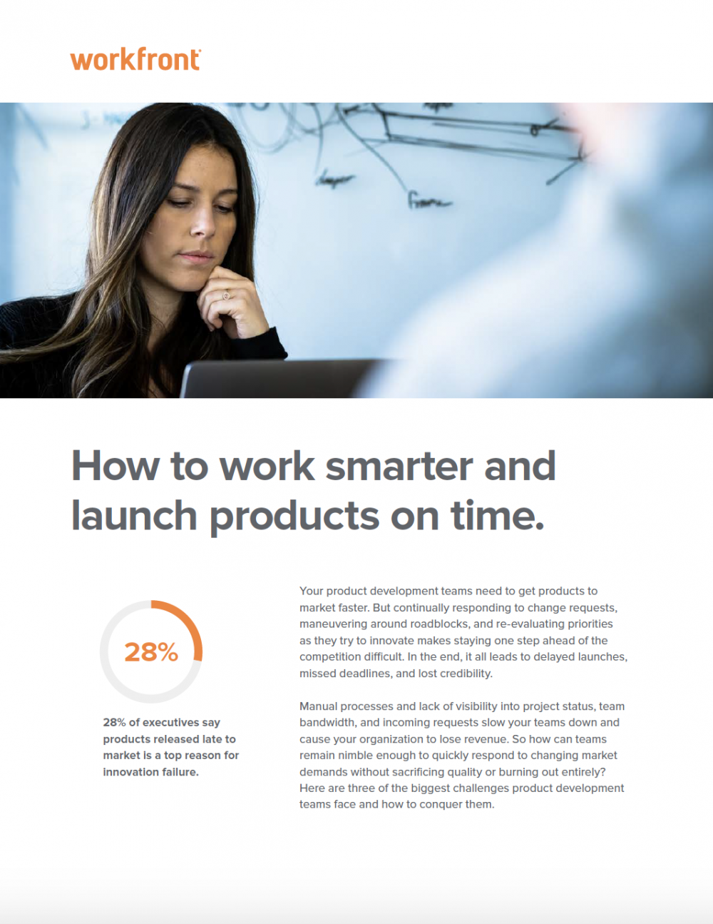 How to Work Smarter and Launch Products On Time