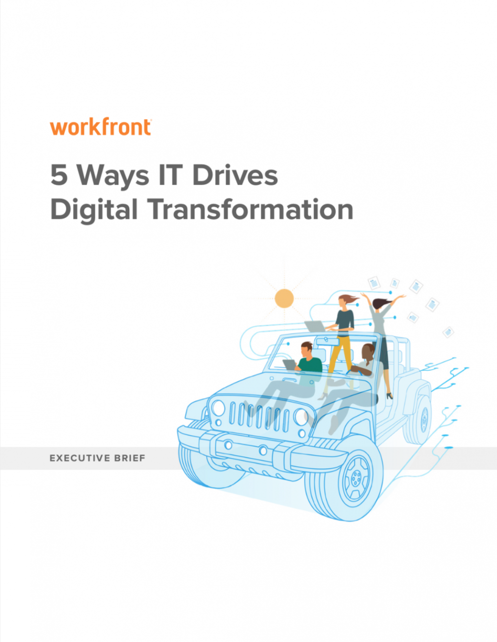 5 ways IT drives digital transformation