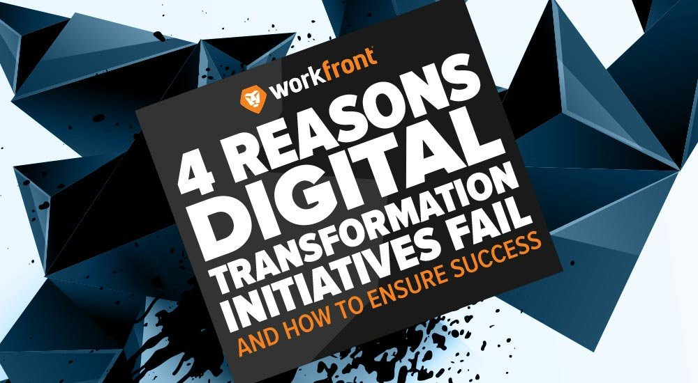 4 Reasons digital transformation