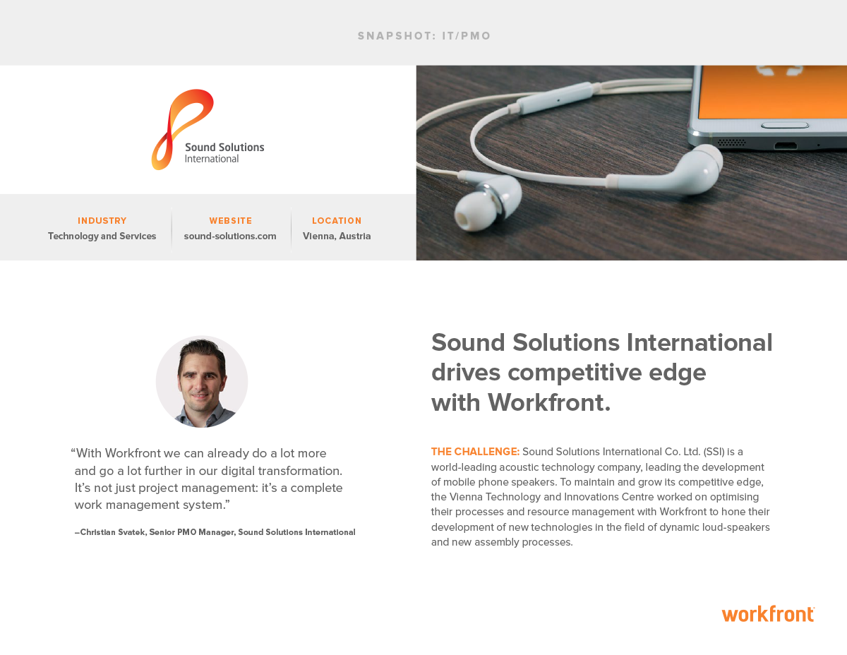 Sound Soultions Preview Image