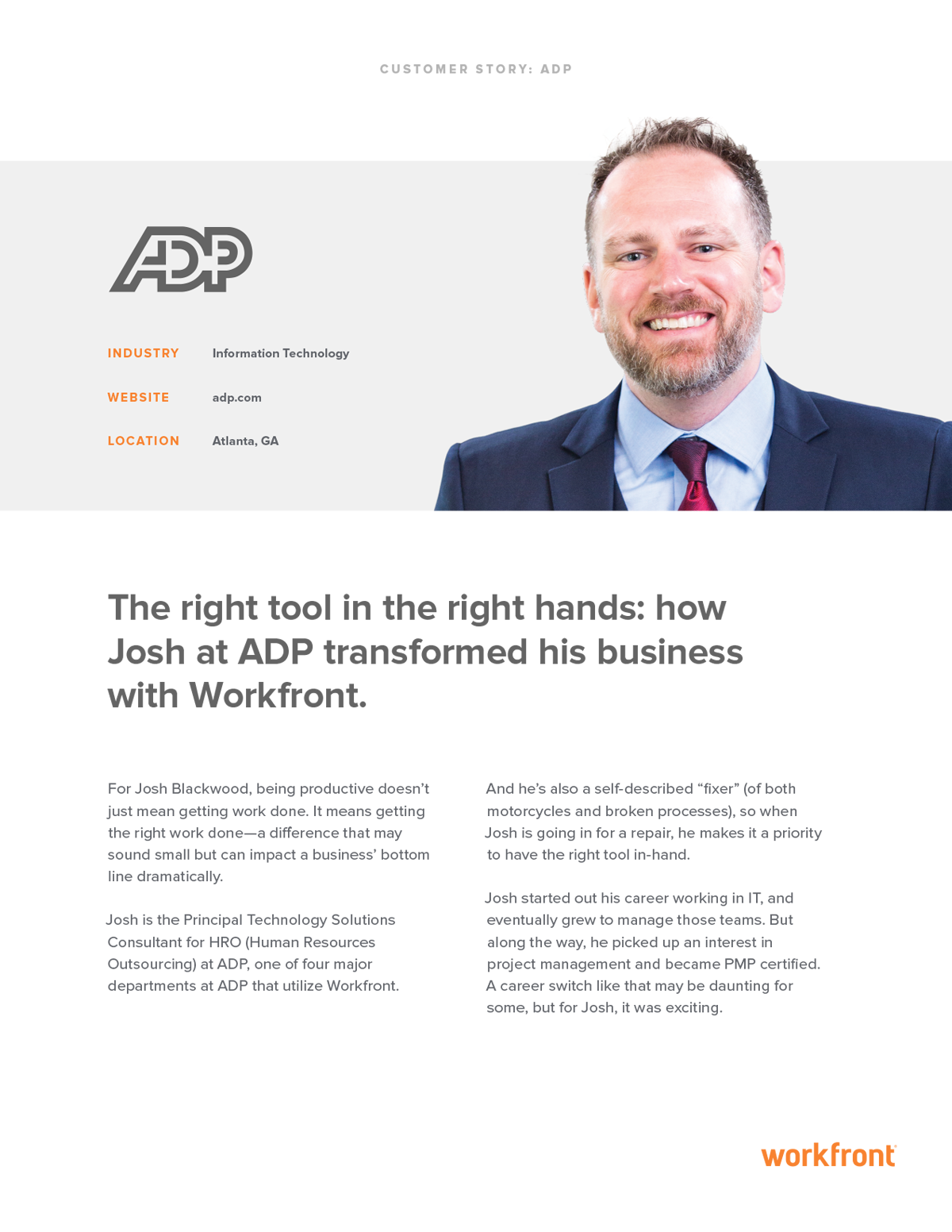 ADP Resource Card