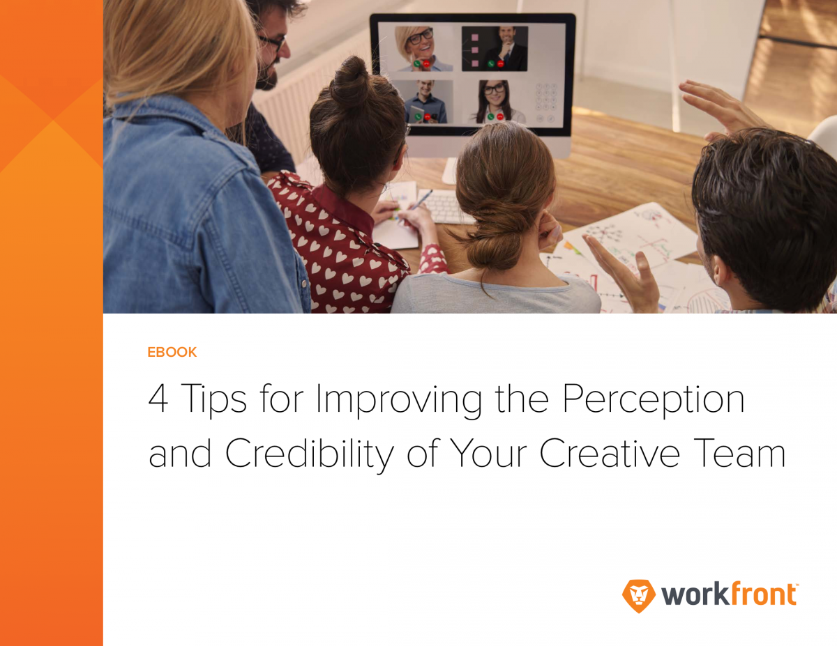 4 Tips for Improving the Perception and Credibility of Your Creative Team